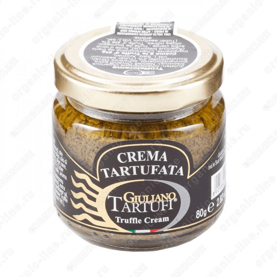 """Крем трюфельный """"Crema tartufata"""" 80 г Giuliano Tartufi"""