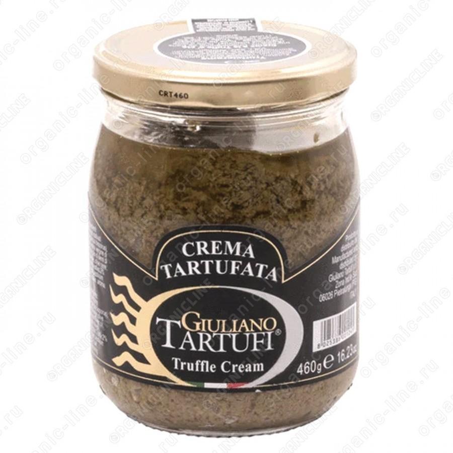 """Крем трюфельный """"Crema tartufata"""" 460 г Giuliano Tartufi"""