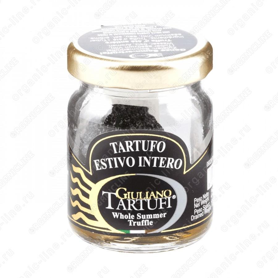 Трюфель черный целый 70 г Giuliano Tartufi