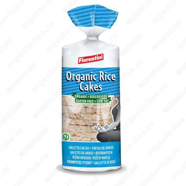 Рисовые хлебцы 120 г, Без Глютена, БИО, Веган