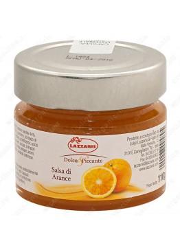 """Соус фруктовый из апельсинов """"Salsa di arance"""" 110 г"""