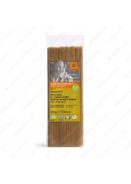 Паста из цельного зерна Спагетти 500 г