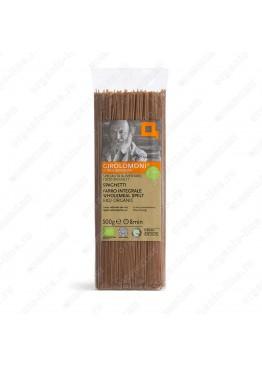 Цельнозерновая паста из спельты Спагетти 500 г