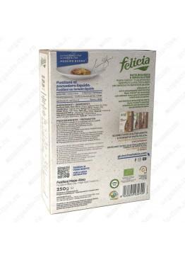 Паста кукурузно-рисовая Фузиллони 250 г