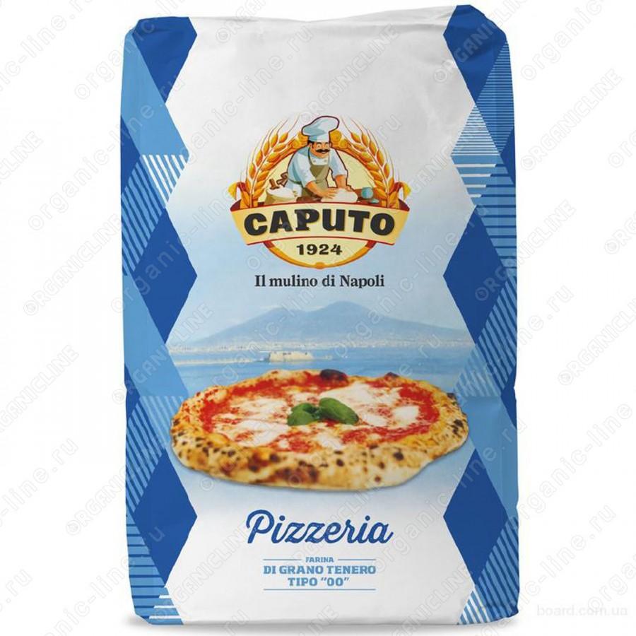 Мука из мягких сортов 00 для Пиццы Caputo (Капуто) 25 кг