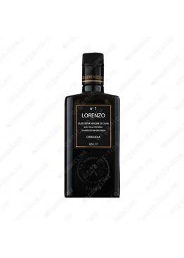 """Оливковое массло э/в """"Лоренцо №1"""" 100% сицилийское, класса Премиум 500 мл"""