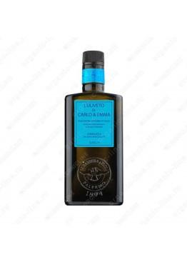 """Оливковое масло э/в """"Карло и Эмма"""" 100% сицилийское, класса Премиум, DOP 500 мл"""