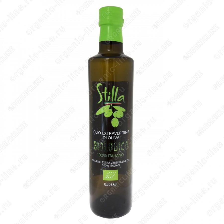 Оливковое масло первого холодного отжима 500 мл, БИО