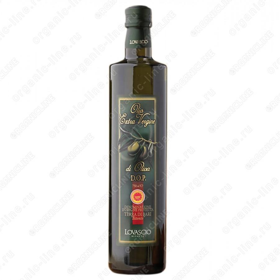 Масло оливковое э/в DOP «Terra di Bari» 100% Итальяно 500 мл Lovascio Lovascio