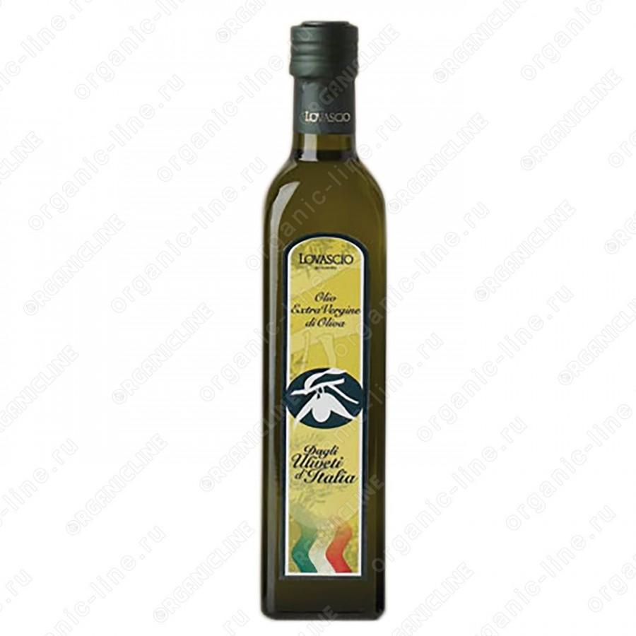 Масло оливковое э/в 100% Итальяно 250 мл Lovascio