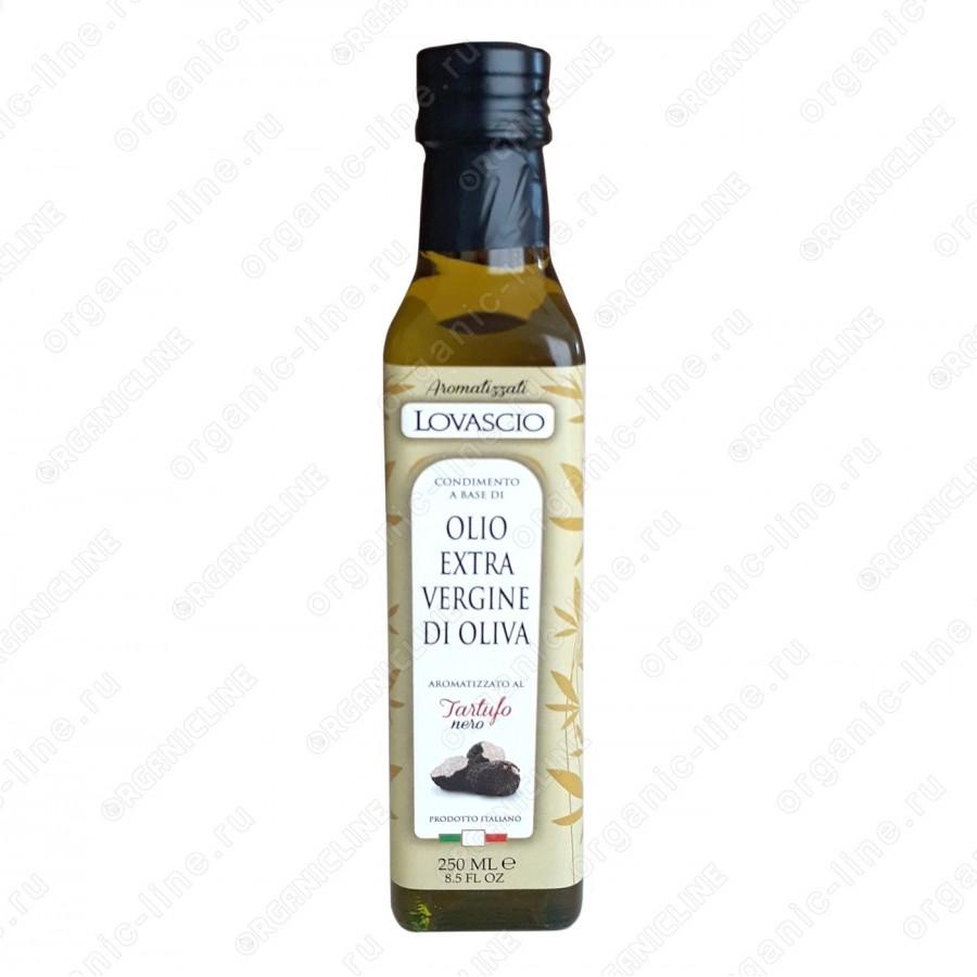 Масло оливковое э/в с Чёрным Трюфелем 250 мл Lovascio