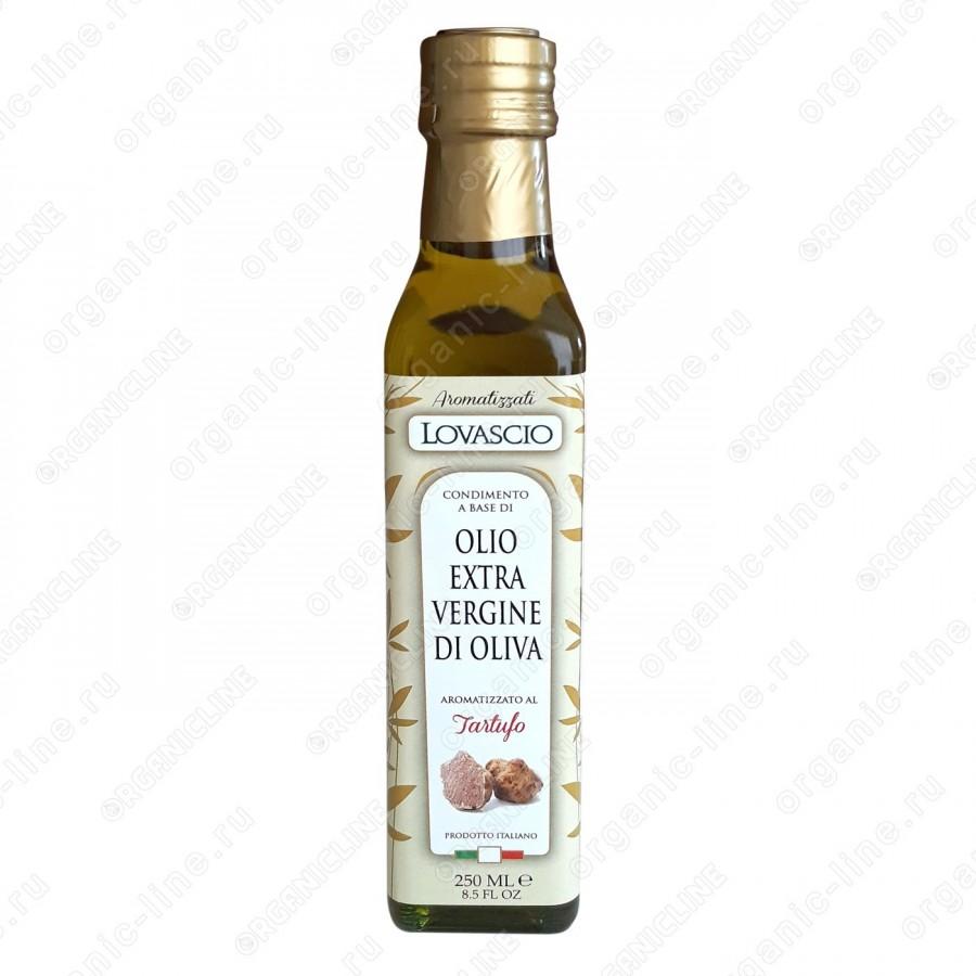 Масло оливковое э/в с Белым Трюфелем 250 мл Lovascio