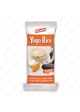 Рисовые хлебцы со вкусом йогурта и апельсина 100 г