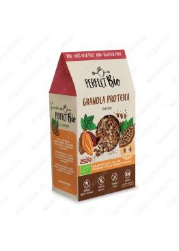 Гранола с какао и протеином 250 г