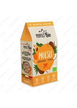 Мюсли с абрикосом и кокосом 275 г