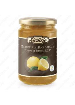 Конфитюр из Лимона Сиракузано IGP БИО 360 г