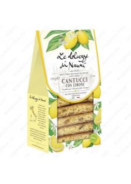 Кантуччи с Лимоном 200 г